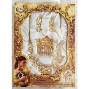 Disney Beauty and the Beast Deluxe Accessory Set